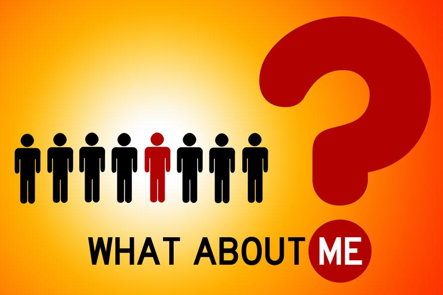 Es gibt auch Männer, die von Frauen diskriminiert werden? Das ist ein typischer Satz eines Whataboutism-Anwenders. Foto: AdobeStock