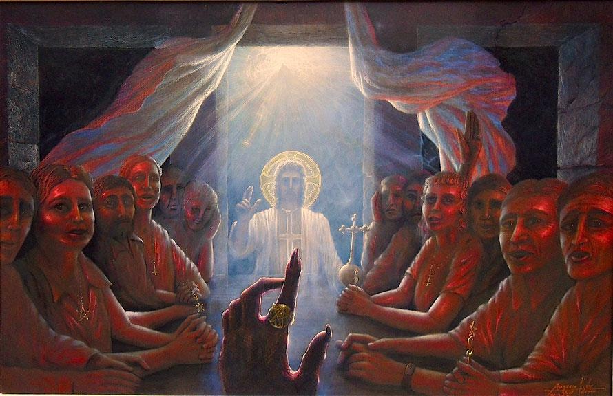 Ankunft des Antichristen  © Angerer der Ältere