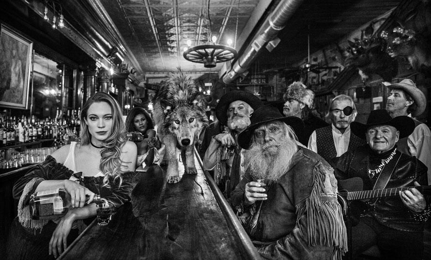 The Usual Suspects. © David Yarrow von David Yarrow Photography
