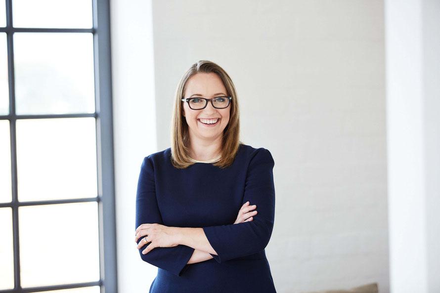 Natascha Hoffner, Gründerin und Geschäftsführerin der messe.rocks GmbH © Sung-Hee Seewald