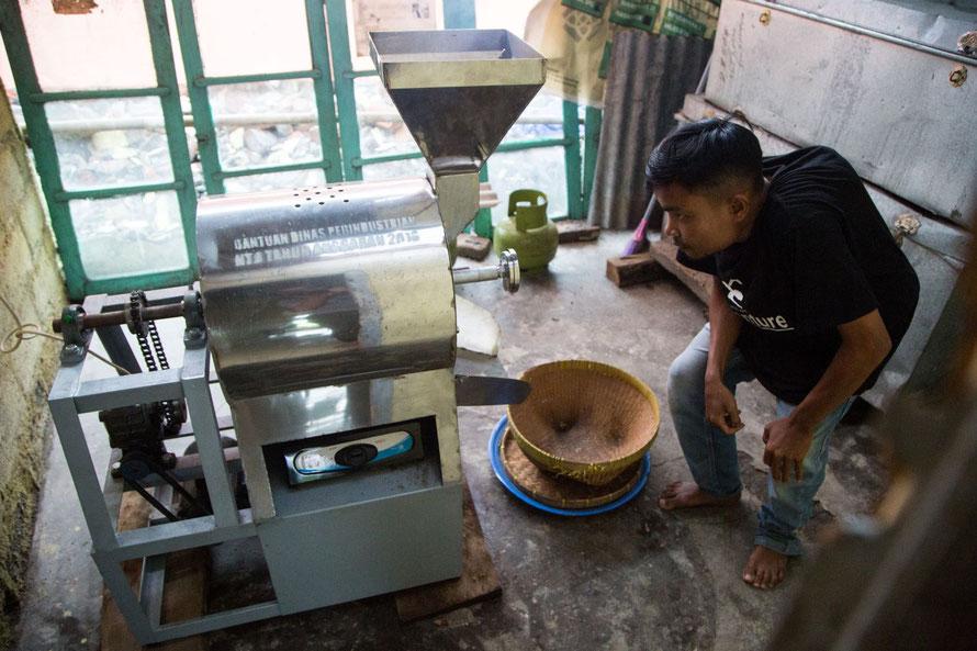 Sopians Kaffee-Rösterei Fotograf: @ConWeimar im Auftrag von GMI
