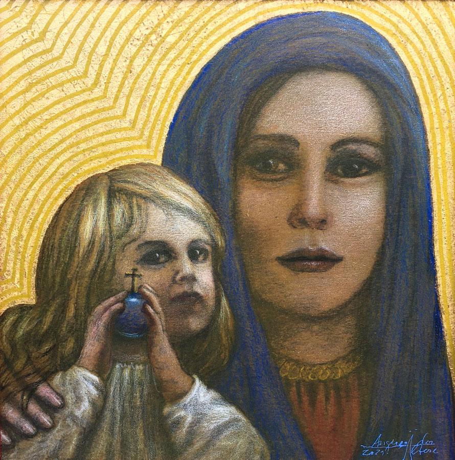 Maria mit dem Kind © Angerer der Ältere