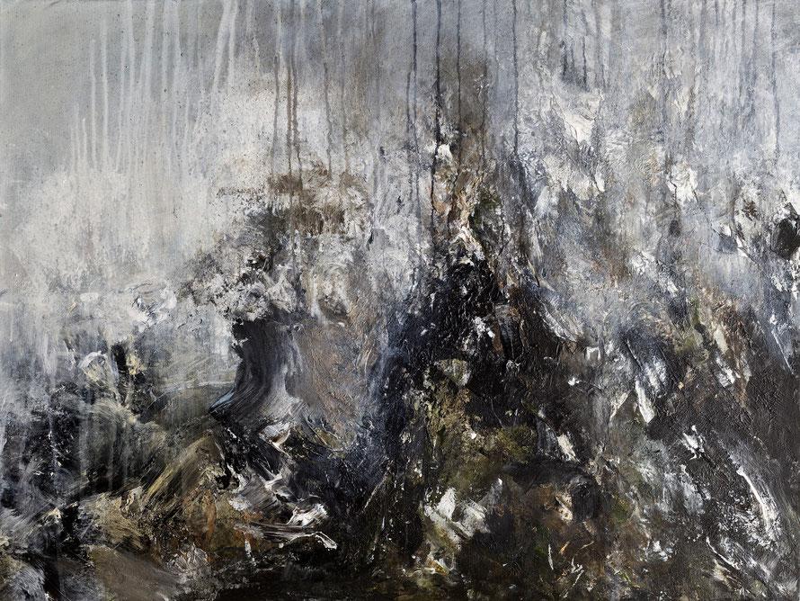 o.T 2015-10 | Acryl auf Leinwand | 80x60 cm | www.sascha-dettbarn.de