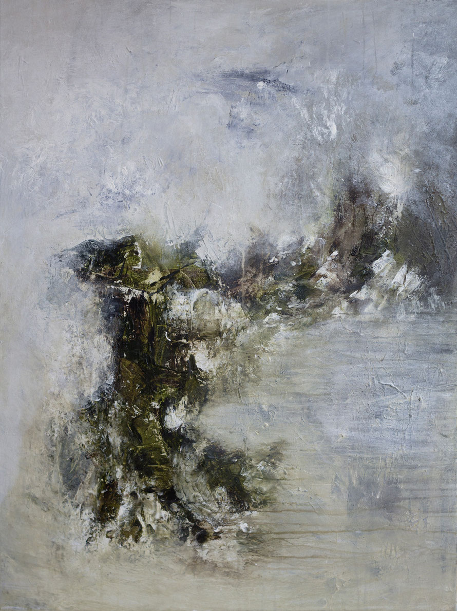 o.T 2014-01 | Acryl auf Leinwand | 80x60 cm | www.sascha-dettbarn.de