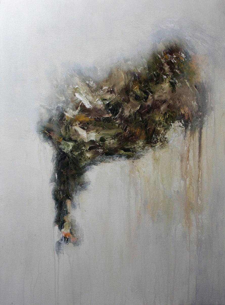 o.T 2013-28| Acryl auf Leinwand | 80x60 cm | www.sascha-dettbarn.de