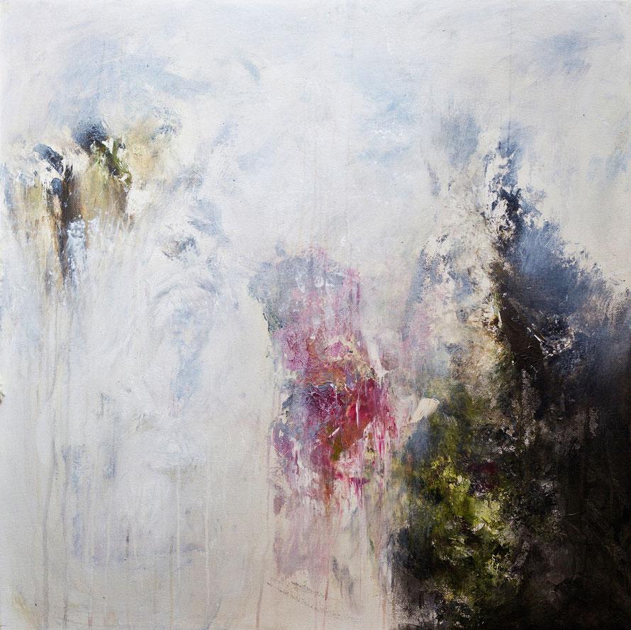 o.T 2015-06 | Acryl auf Leinwand | 80x80 cm | www.sascha-dettbarn.de
