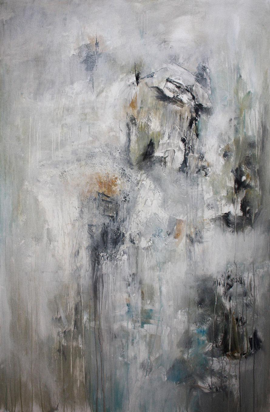 o.T 2013-23 | Acryl auf Leinwand | 150x100cm | www.sascha-dettbarn.de