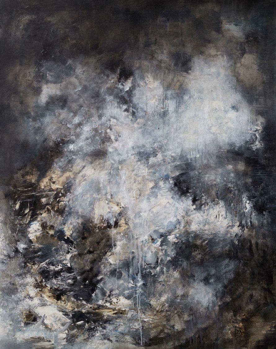 o.T 2014-17 | Acryl auf Leinwand | 150x120 | www.sascha-dettbarn.de