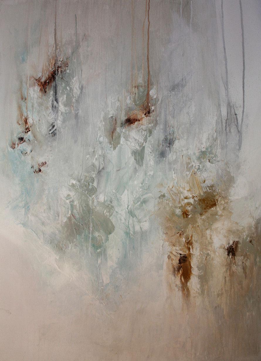 o.T 2013-18 | Acryl auf Leinwand | 60x80 cm  | www.sascha-dettbarn.de ***