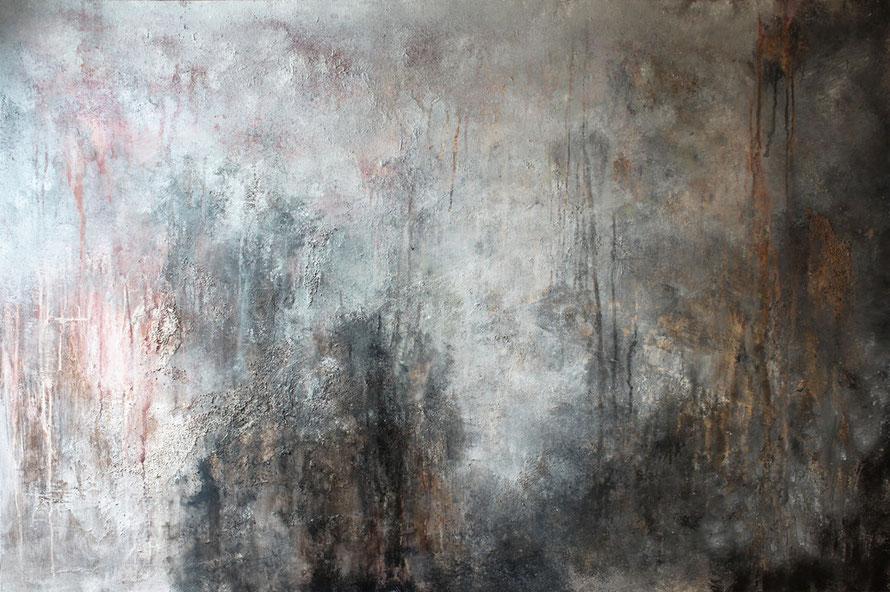 o.T 2012-15 | Acryl auf Leinwand 150 x 100 | www.sascha-dettbarn.de