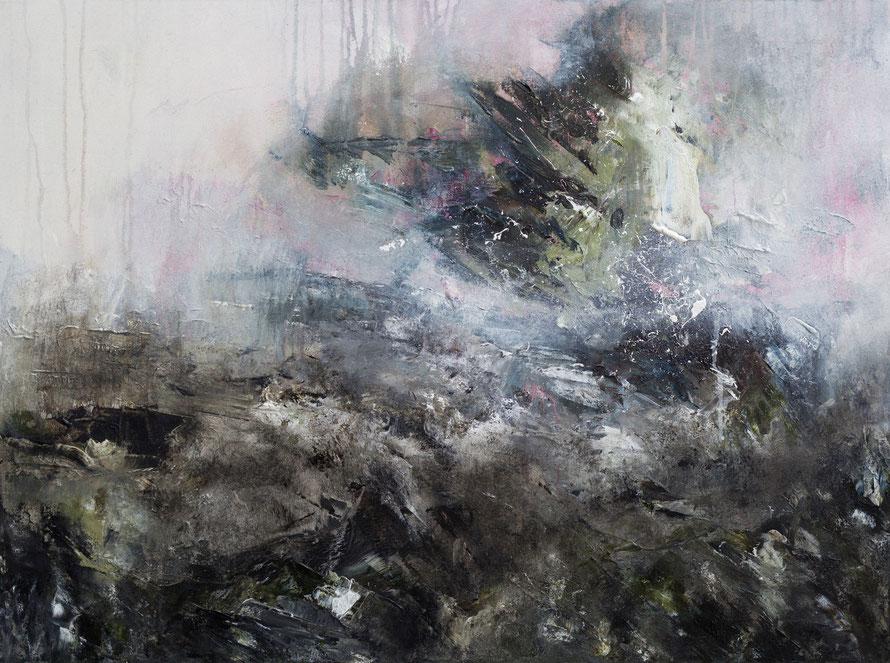 o.T 2014-21 | Acryl auf Leinwand | 60x80 | www.sascha-dettbarn.de