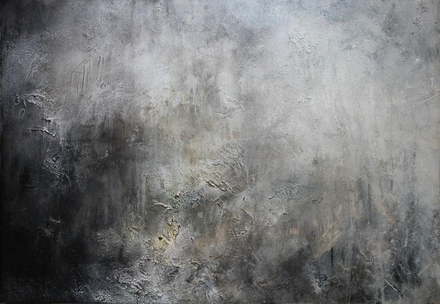 o.T 2013-02 | Acryl auf Leinwand 100 x 70 | www.sascha-dettbarn.de