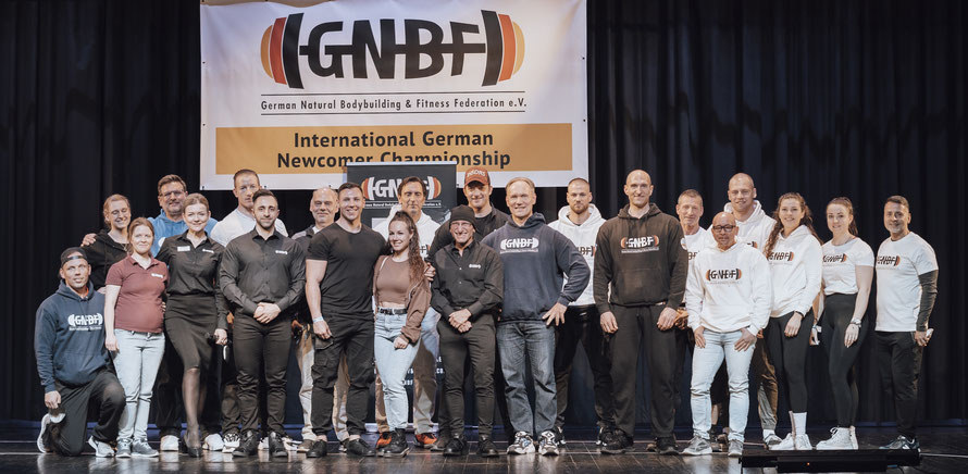 GNBF-Team bei der 6. Internationalen Deutschen Meisterschaft 2021 in Bad Fallingbostel, Germany