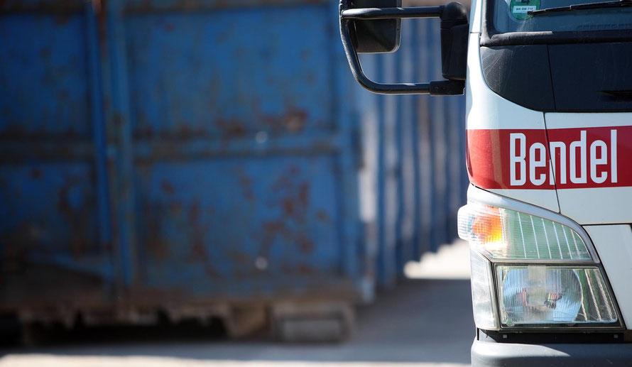 Containerdienst Bendel