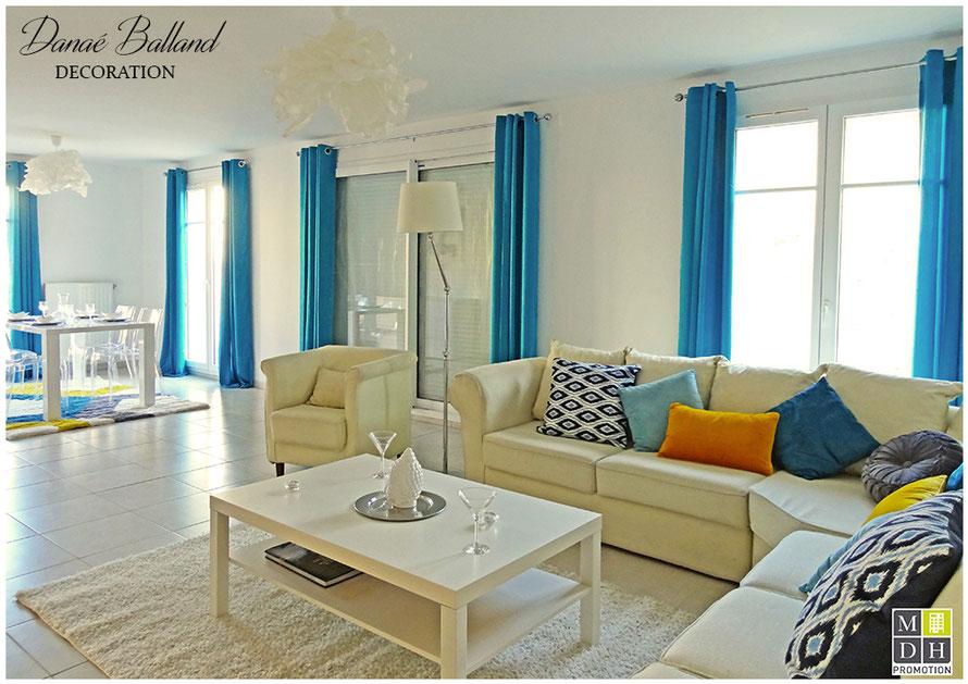 Décoration appartement maison témoin programme neuf promoteur immobilier