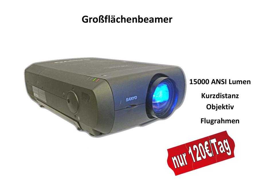projektor ausleih