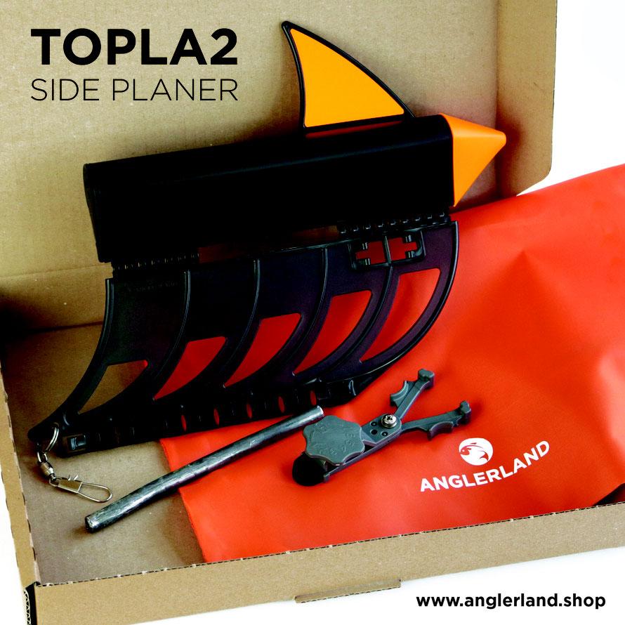 So sieht das fertige Produkt aus. Wir sind den Topla2 am Testen und Berichten im Laufe der nächsten Tage