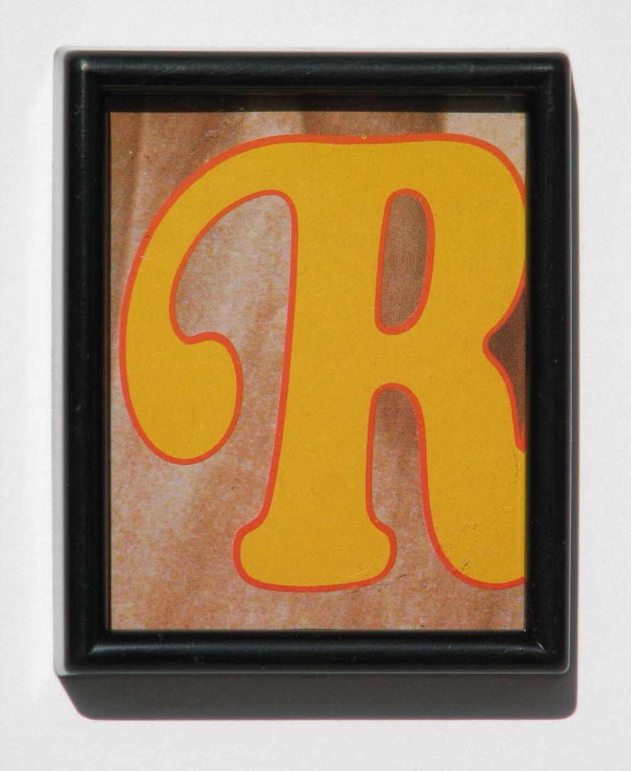 R  2014  Print  5,6 x 7,1 cm