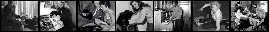 Swing Jazz DJ Meneer Funkel - Alles vinyl!