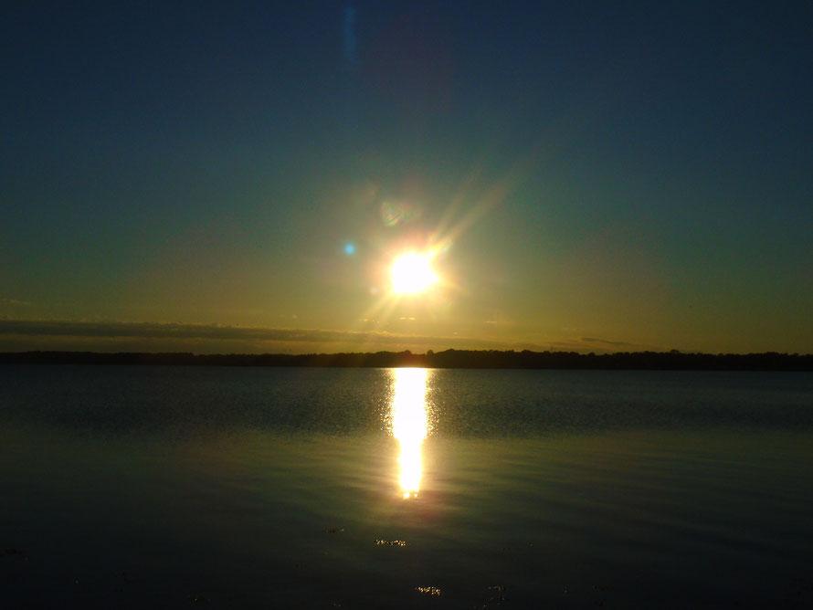 Ich bin die Abendsonne...Quelle: www.lichtwesenfotografie.com