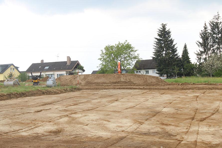 Grundstück Mehrgenerationenhaus Baugebiet Rück II