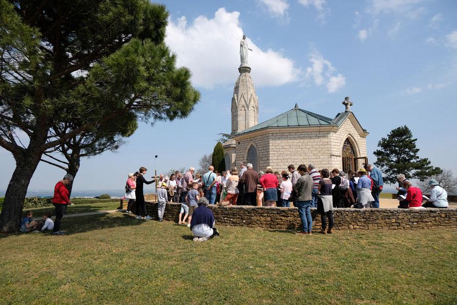 chapelle Notre-Dame de Buisante à Pommiers