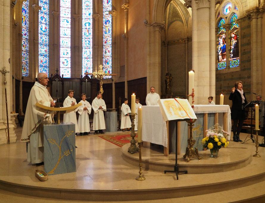 Toussaint 2016, Eglise Saint-Pierre d'Anse