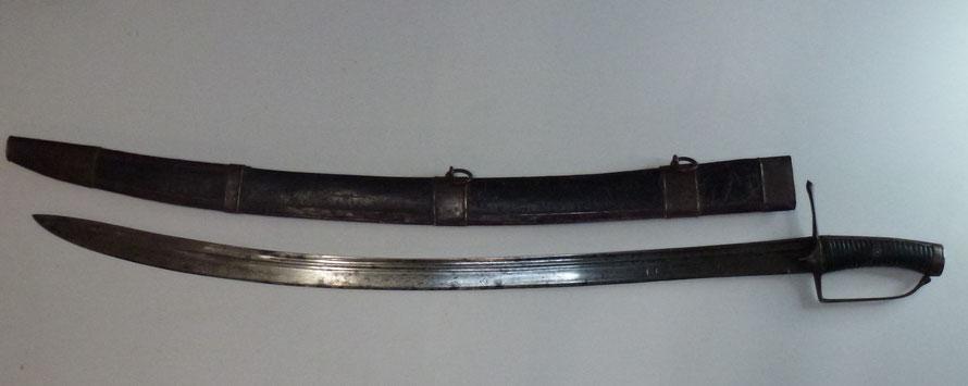 sabre de hussard ailés XVIIèm