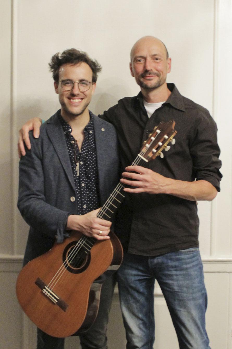 Gilad Hekselman Gear: Heeres Guitars Geneva Model