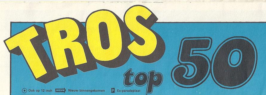 Tros top 50