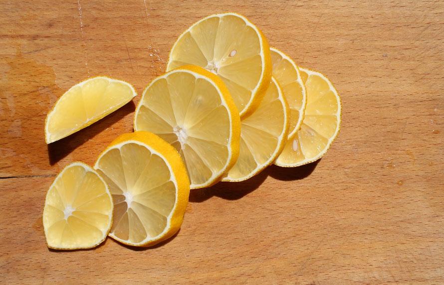 Achtsamkeit, Stärken neu entdecken, Zitronen, Limonade