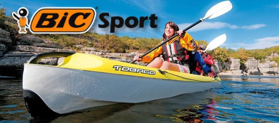 BIC Sport Canoe Accessori