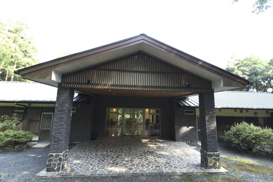 屋久島雫ノ杜
