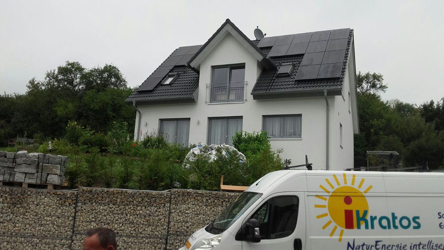Schultheiss Bau - Haus Projekte brauchen Photovoltaik und Waermepumpen