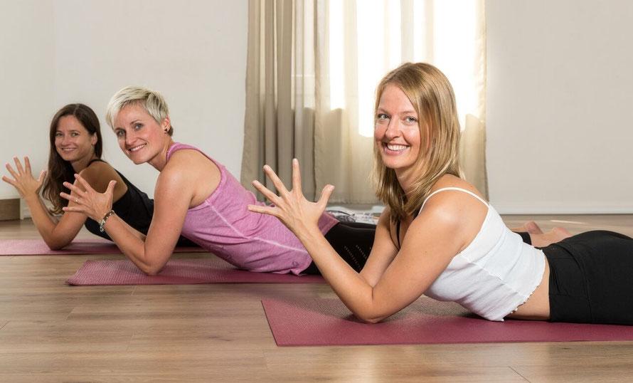 Sunny Mind Yoga für Anfänger - Leverkusen & Langenfeld