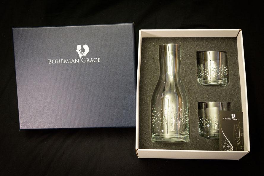 Verpackung Bohemian Grace