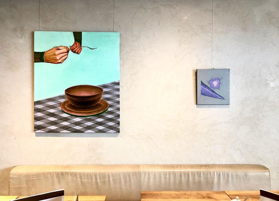 Andrej Auch | Malerei | 01.09. - 30.09.2019 | OGGI artspace