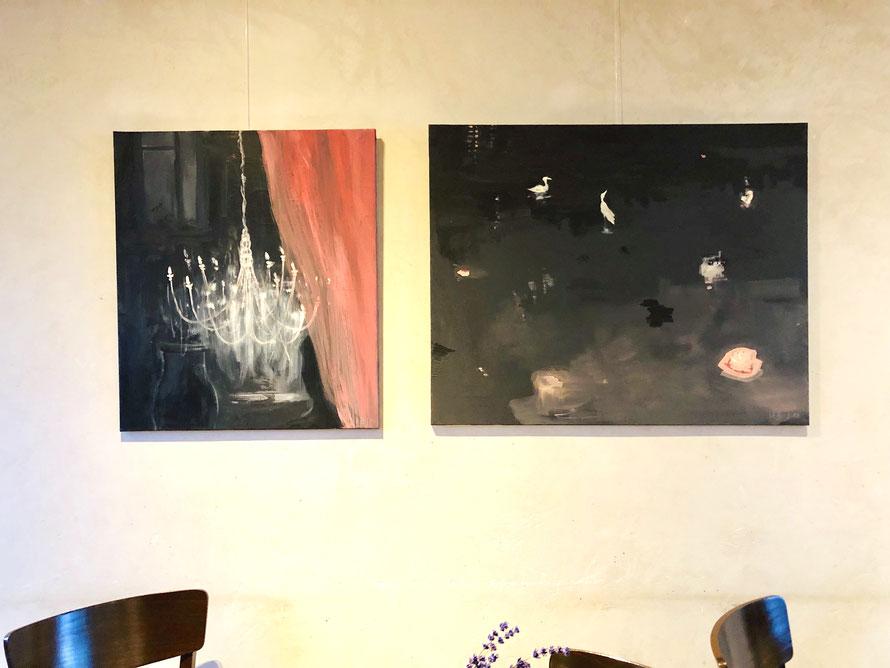 Ursula Bolck-Jopp | Malerei | 01.07.-31.07.2019 | OGGI artspace