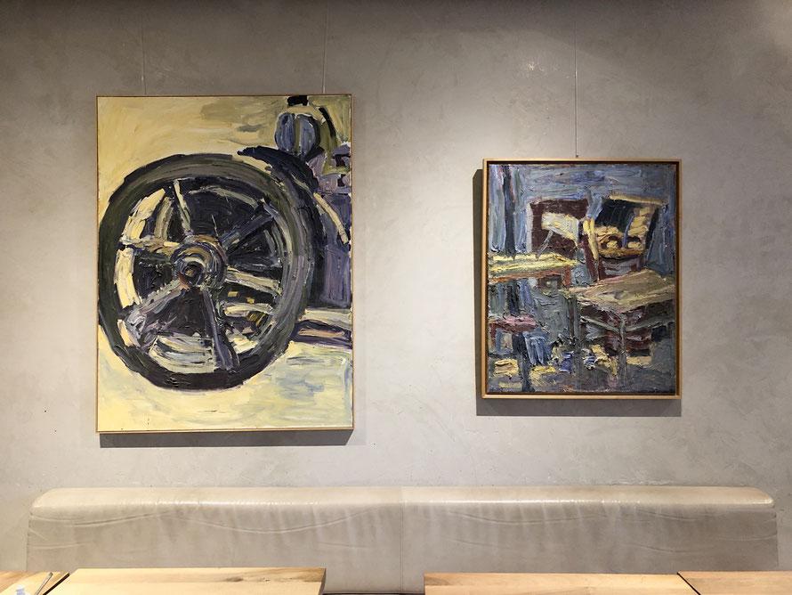 Marta Fischer | Malerei | 01.10. - 31.10.2019 | OGGI artspace