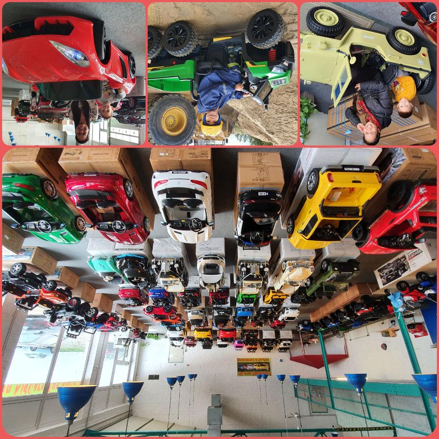 Fun KidCars/Kinder Elektroautos/Kinderautos/Kinder Auto/2-Sitzer/Vermietung/Zweisitzer/lizensiert/Hildesheim/