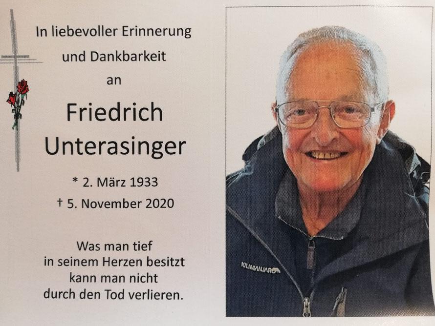 Friedrich UNTERASSINGER