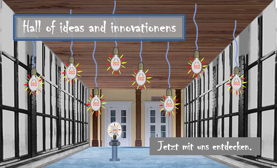 Das Startups als Quelle für Ideen und Innovationen