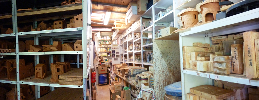 Atelier Paul Garrel - artisan santonnier depuis 1987