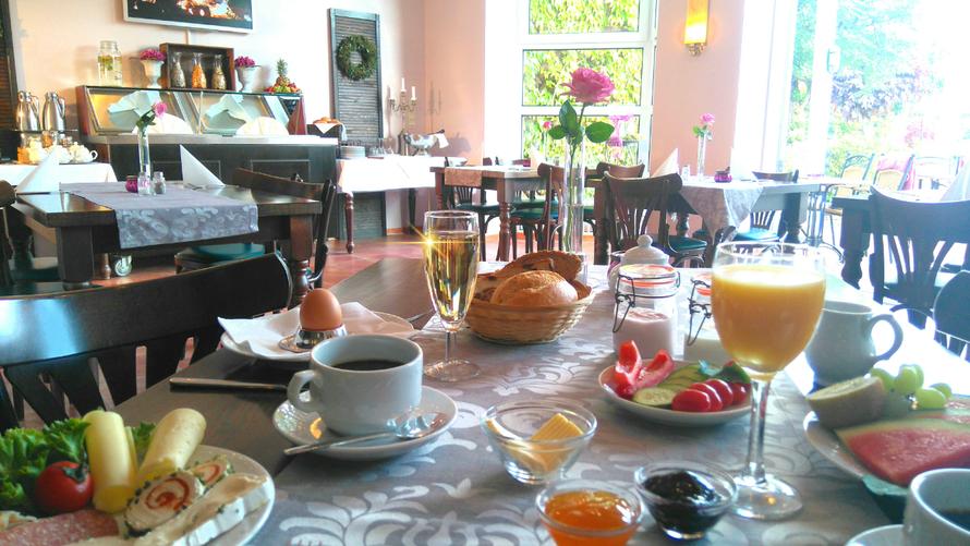 Frühstücksbuffet - Hotel \