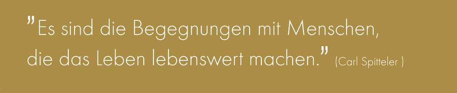 NLZ Nachwuchsleistungszentrum Deutsche Vermögensberatung, es sind die Begegnungen mit Menschen, die das Leben lebenswert machen. (Carl Spitteler)