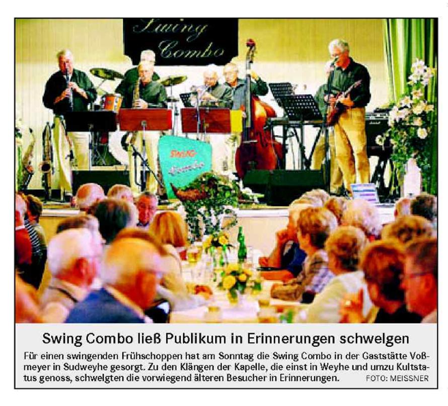 Weser-Kurier vom 17. 5. 2008