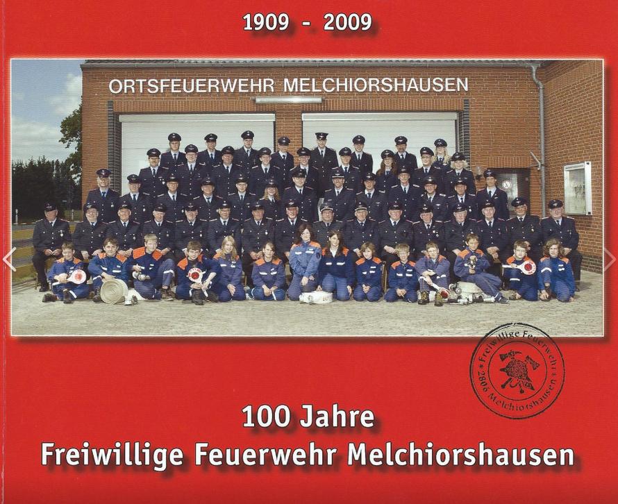 Cover der Festschrift anlässlich des 100jährigen Jubikäums