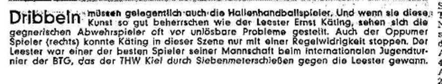 Weser-Kurier vom 29. März 1969