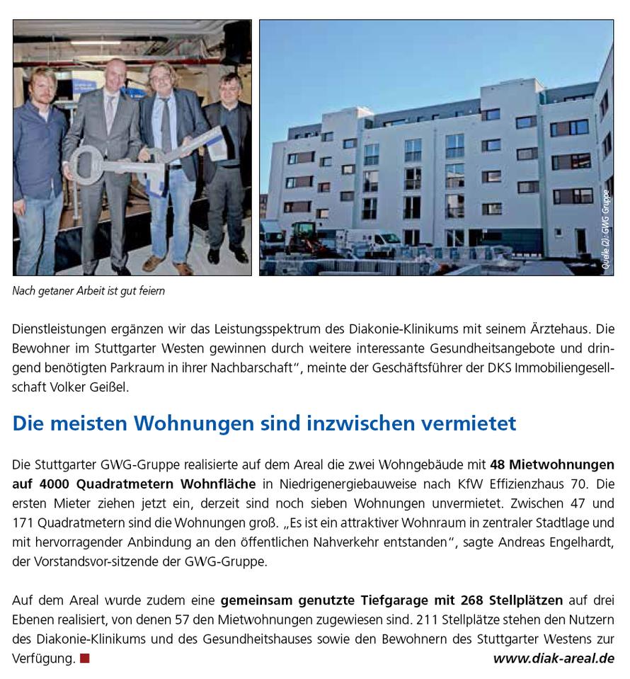 Immobilienbrief Stuttgart/ 08.02.2016