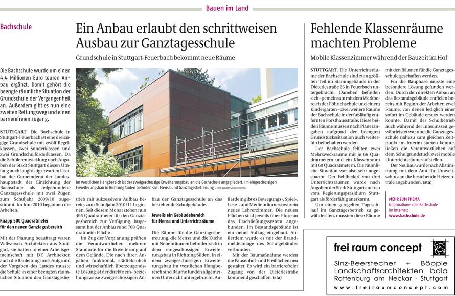 Staatsanzeiger / September 2011
